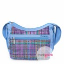 Shoulder Bag HARPER'S S - Madras Print