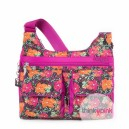 Shoulder Bag PRARIE - Columbia Print