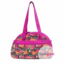 Hand Bag HALF MOON - Columbia Print
