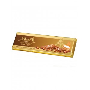 Lindt Gold Milk Hazelnut 300g