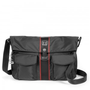 Shoulder Bag MAE - Hobo - Black