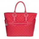 "Adela - Tote  15.6""- New Bull Red"
