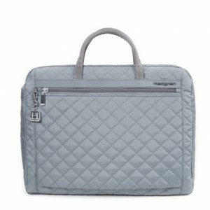 Pauline - Business Bag 15.4 - Mouse Grey